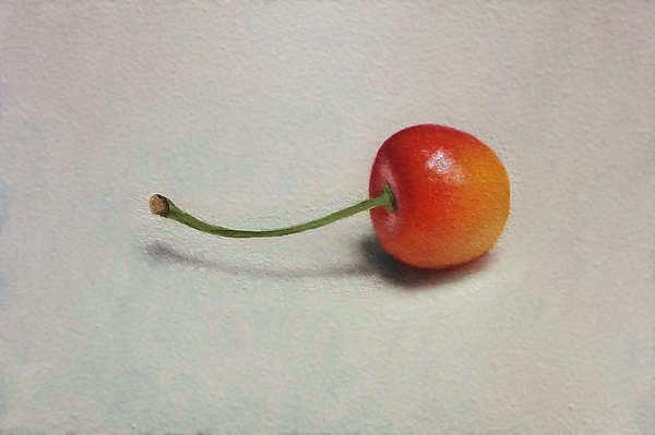 Painting: Gele Kers