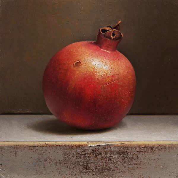 Painting: Granaatappel