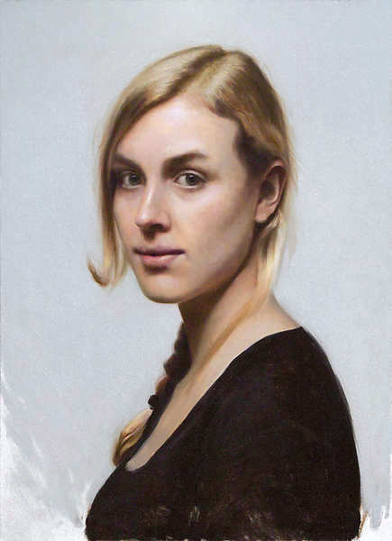 Painting: Portret