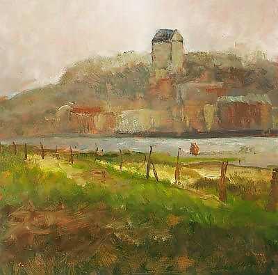 Painting: Donjon