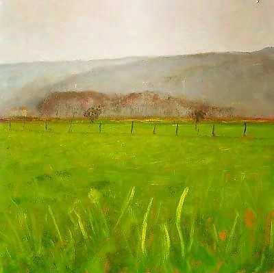 Painting: 21 April 2006