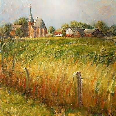Painting: 10 Juli 2006
