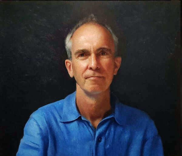 Painting: Portret van Paul