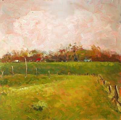 Painting: 19 April 2006